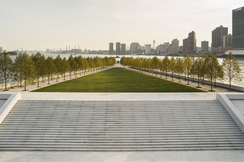 Skylight Venues | Four Freedoms Park, NYC